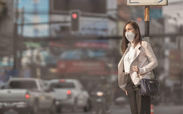 Si preket trupi i njeriut nga ndotësit e ajrit?